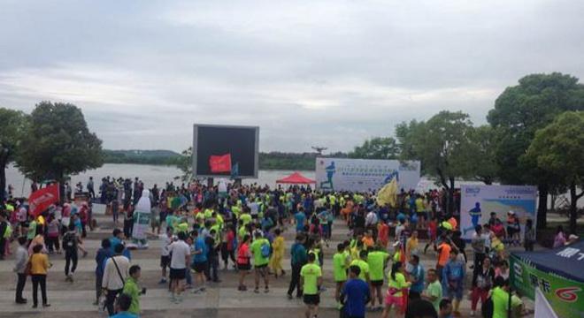 全国10KM联赛暨武汉马拉松热身赛