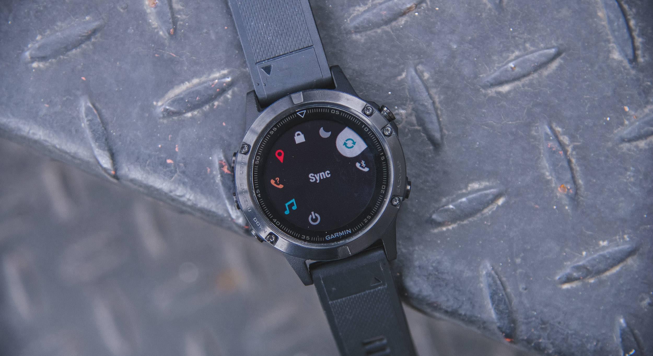 手表 | 钢铁之躯柔软之心 Garmin Fenix 5深度评测(一)