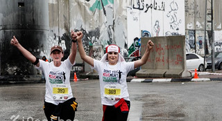 Right To Movement!—别样的巴勒斯坦马拉松