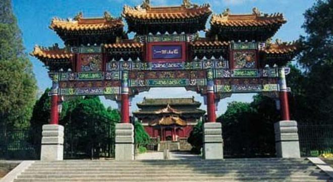 中国嵩山少林国际马拉松赛