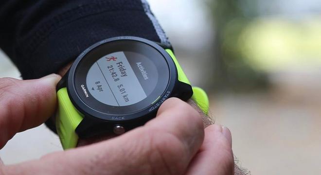 多功能GPS心率手表