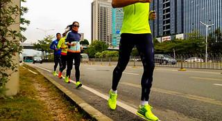 深圳韧我行——2014深圳马拉松探路报告(一)0-15km