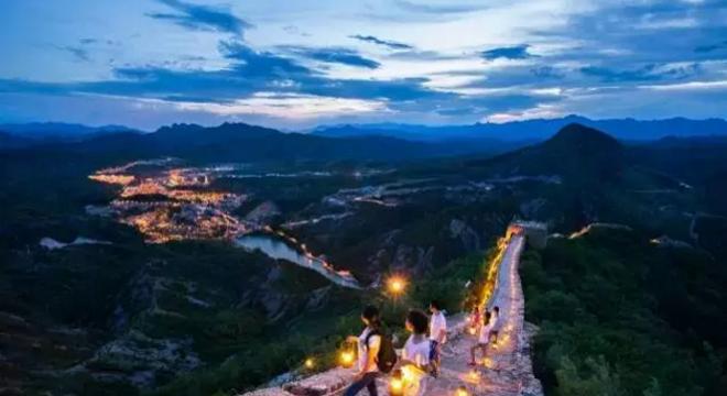 从北京到关岛—古北水镇10公里越野赛