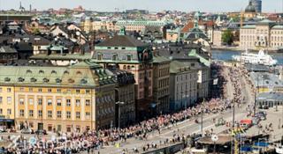 马拉松城纪 | 在北欧跑马,感受斯德哥尔摩的别样风情