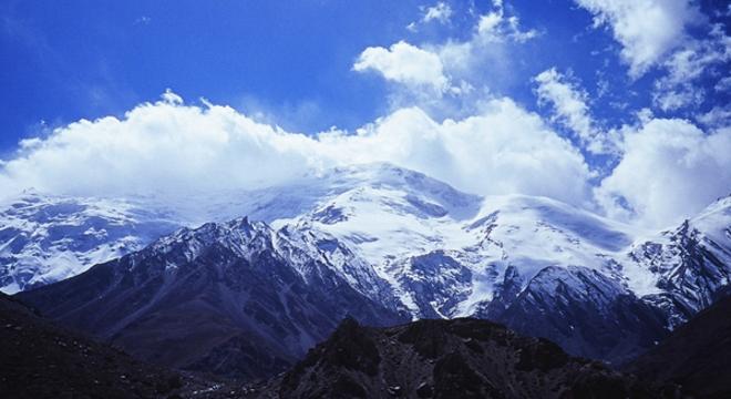 中国健身名山登山大会·天山天池站