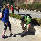 奔跑吧,在金山岭长城上------2016金山岭长城马拉松赛后记