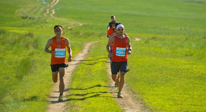 铁木真山地车挑战赛及国际草原马拉松极限挑战赛