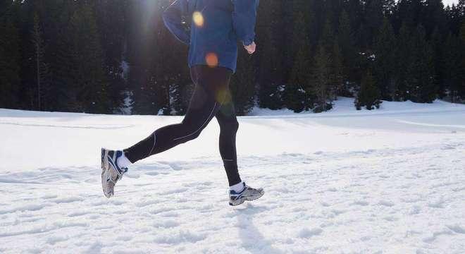 经验 | 越冷越要跑:得冬训者得进步
