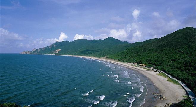 深圳大鹏100公里国际越野赛