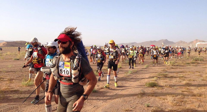 苏丹撒哈拉沙漠马拉松