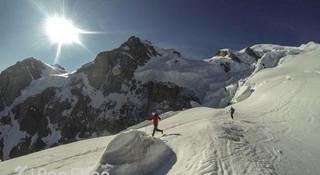 Killian Jornet 勃朗峰破纪录速攀经历及装备列表