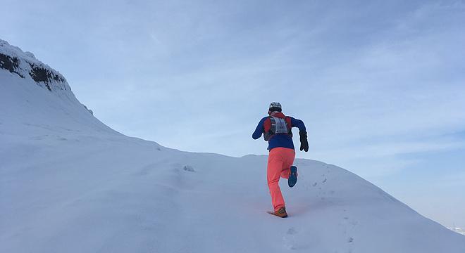 第十四届乌鲁木齐丝绸之路冰雪风情节之雅玛里克山雪地越野赛