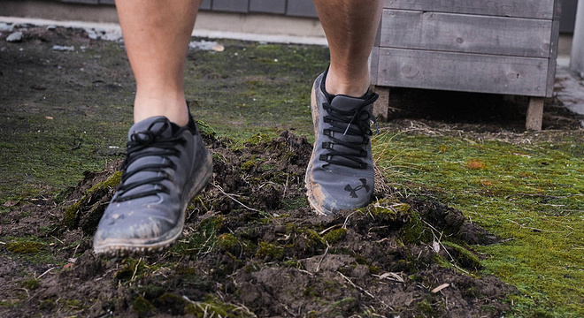 跑鞋 | UA Speed Tire Ascent Low 小众且独特的跑山鞋