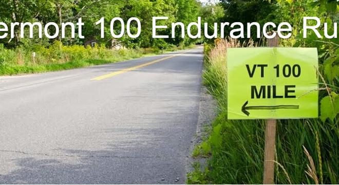 佛蒙特 (Vermont) 100 耐力越野赛