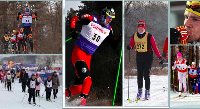 长春净月潭瓦萨国际滑雪节