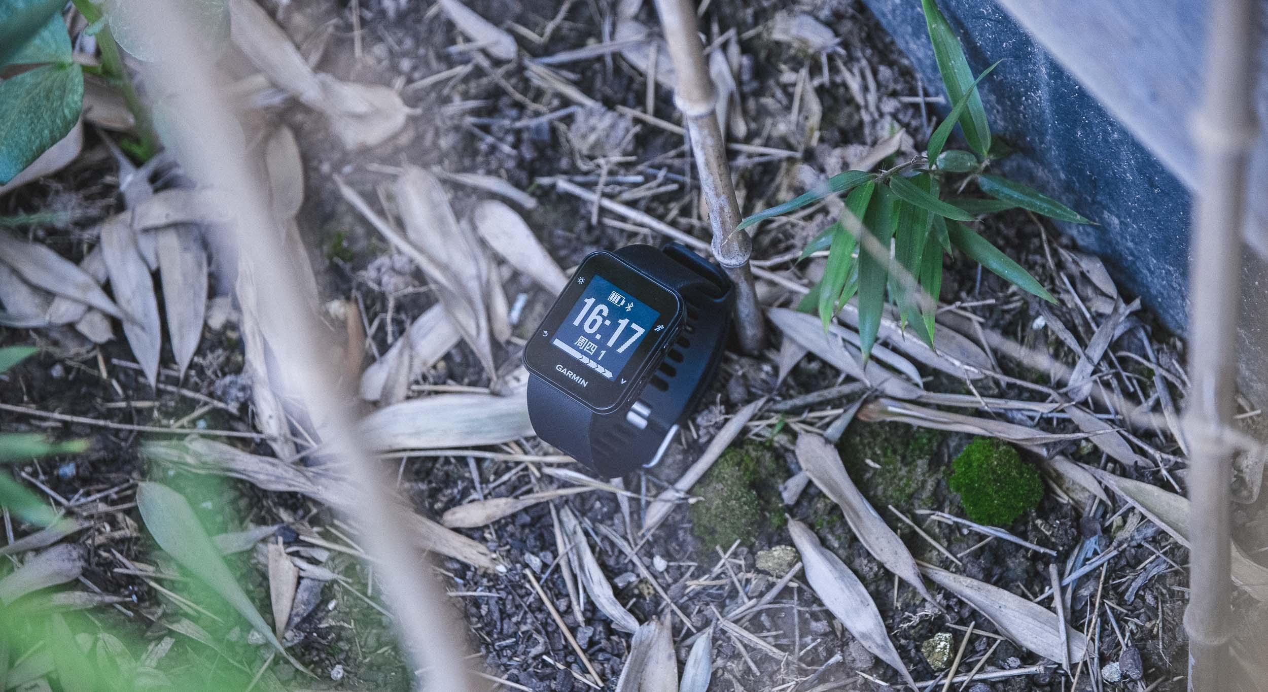 手表 | 入门也绝非入门而已 Garmin Forerunner 35深度评测(二)