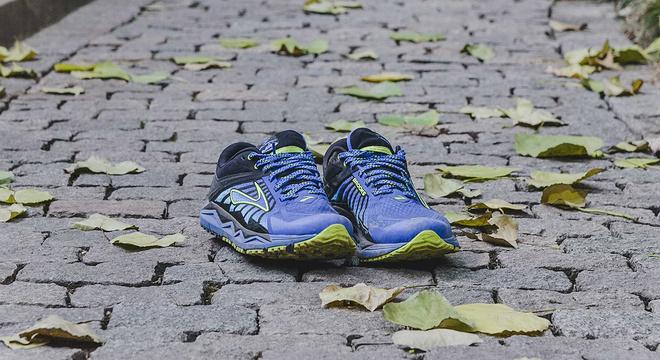 跑鞋 | Brooks Caldera 缓冲越野跑鞋新成员