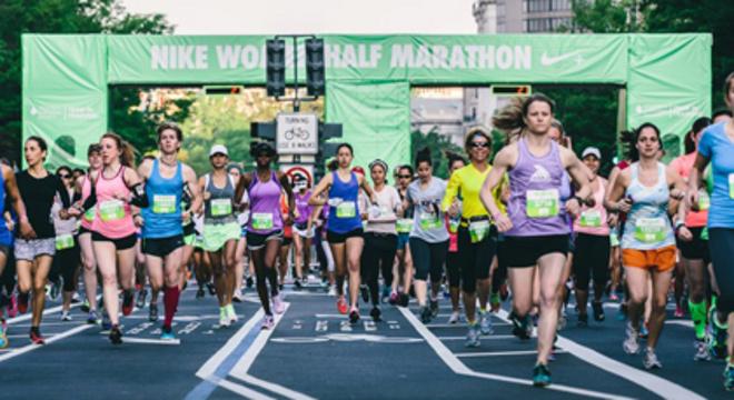 旧金山女子半程马拉松(2016年赛事取消)