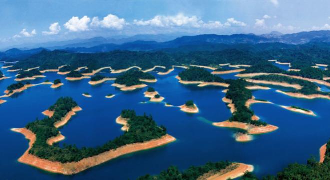 千岛湖山地半程马拉松