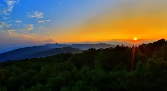 重庆铁山坪森林国际半程马拉赛