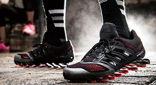 运动武士—Adidas Springblade Drive 抢先看