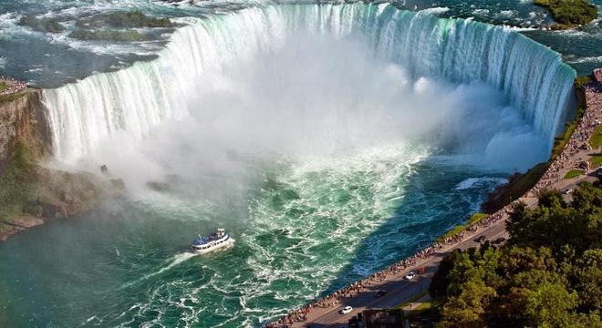 尼亚加拉大瀑布国际马拉松