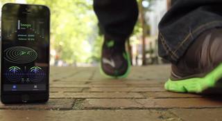 下半身的智能—Boogio智能模块鞋垫