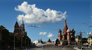 从梦想到现实—2014莫斯科马拉松前瞻