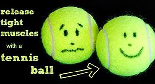 网球也跨界,帮你来放松——网球按摩法介绍