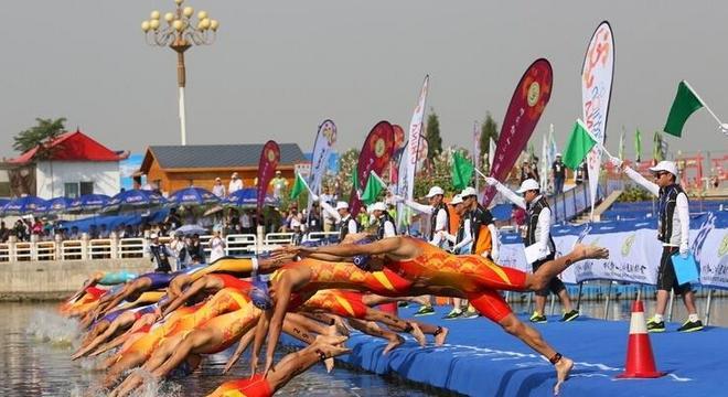 泰州铁人三项亚洲杯赛