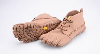 开箱 | Vibram FiveFingers CVT Wool五指鞋, 另类如我,源自天生