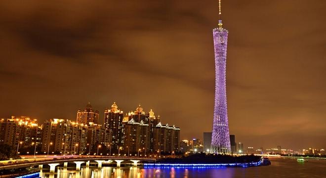 国际垂直马拉松系列赛广州塔总决赛