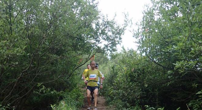 树山半程马拉松暨树山越野赛
