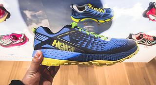 现场   越野当道路跑发力 HOKA ONE ONE 2018新品跑鞋速递