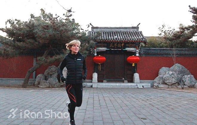 澳洲外交部长北京天坛跑步3