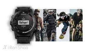 GARMIN 最新发布全能型运动GPS手表Fenix2