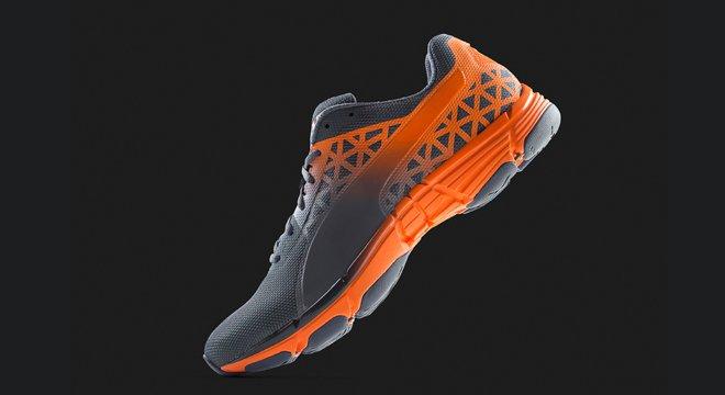 能量锦囊—Puma  Mobium Swiftstrike 新概念跑鞋