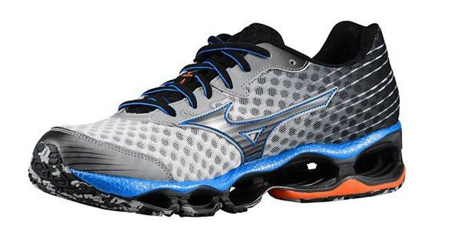 美津浓巅峰力作—美津浓顶级减震跑鞋Mizuno Wave Prophecy 4将于12月份上市