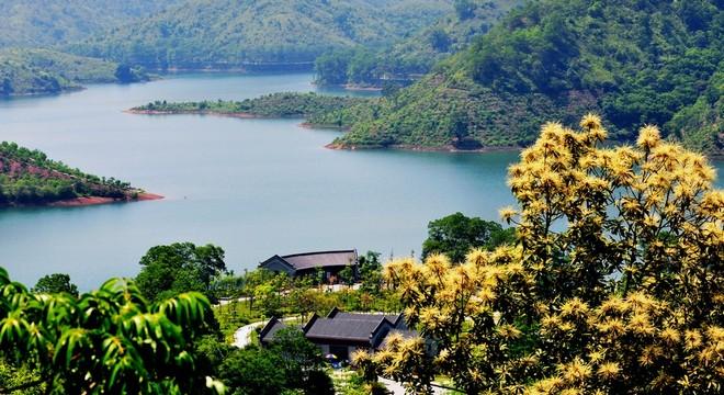 惠州市首届红花湖半程山地马拉松