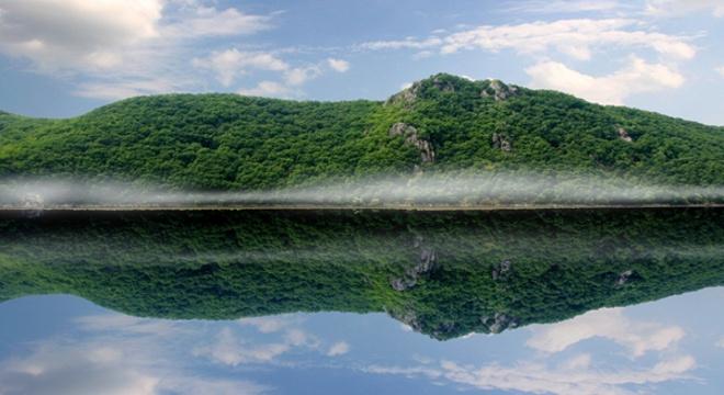 中国健身名山登山大会·镜泊湖站