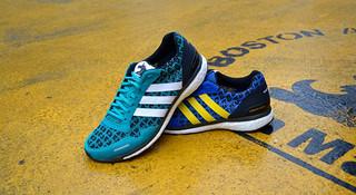 波士顿轮回 | 最美不过BQ 波士顿马拉松限量鞋款面面观