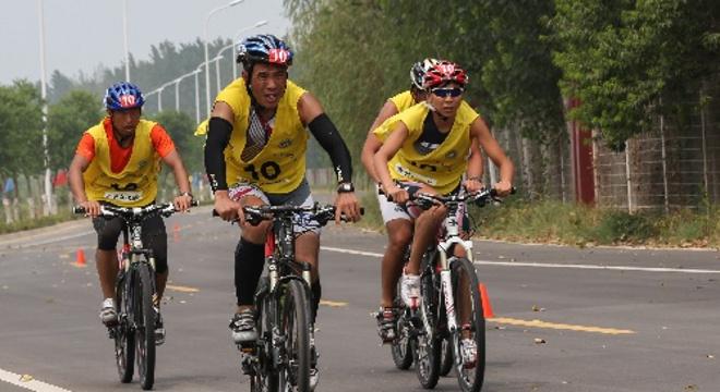 中国宿迁骆马湖生态四项国际户外运动精英赛