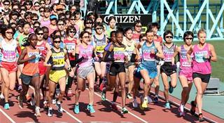 人物 | 福士加代子:大阪女子马拉松夺冠记