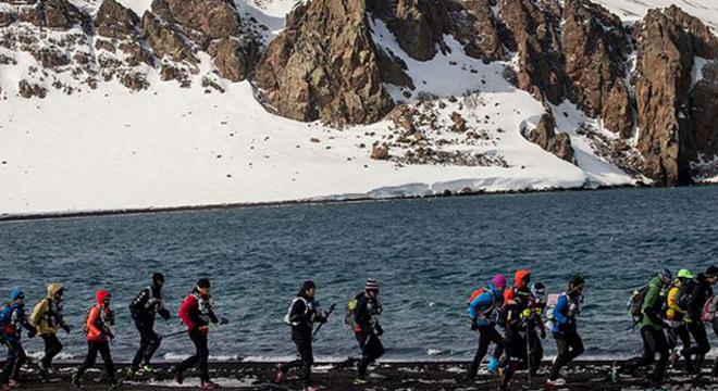 极地长征南极赛事