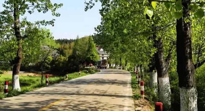 中国矾山富硒负氧乡村马拉松