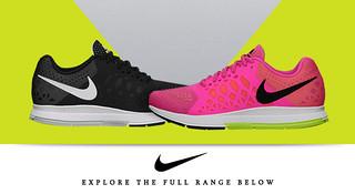 而立之后— Nike稳定基础款跑鞋 Air Zoom Pegasus 31 上市