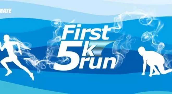 First 5K Run