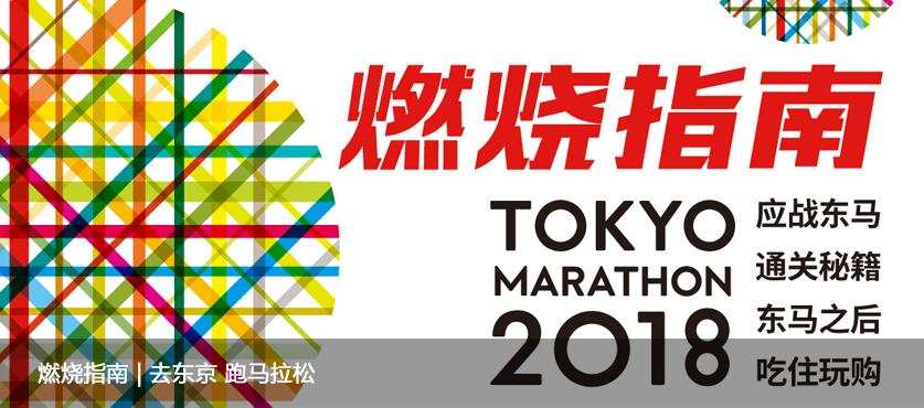 燃烧指南   去东京 跑马拉松