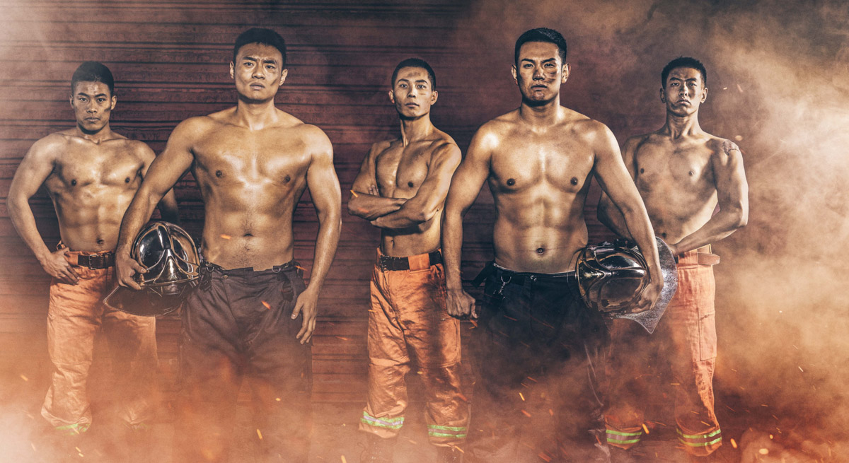 热点 | 谁说亚洲身材没有好肉体  这里满屏都是荷尔蒙