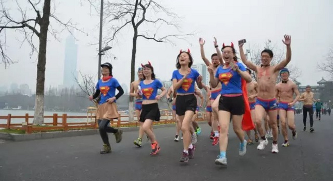 南京光猪跑